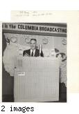 Bill Henry at CBS