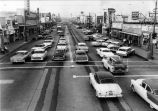 Downtown Inglewood, Market St. looking north
