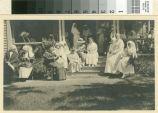 1st Anniversary, Red Cross, May 1918