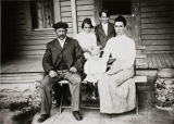 The Covington Family, early residents in Banning, California