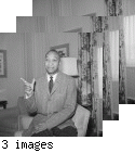 First African American Assistant to the President -- Hotel Saint Francis