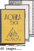 """Aquila"" [yearbook; 2 copies] 1943/1944"