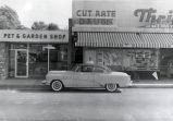 Thrifty Drug Store, Huntington Boulevard, South Pasadena, 1957
