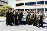 Command Staff at the Ventura County Sherriff's Department
