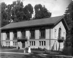Photograph of Carnegie Library at Mills College
