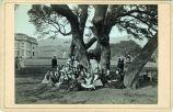 Eadweard Muybridge photograph Mills College students