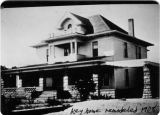 Photograph of George Key Ranch house.