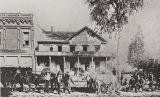Photograph of the Santa Ana Hotel