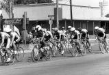 Teen Center cyclists