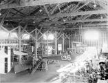 Assembly and alignment hanger, Naval Air Station North Island, 1918