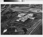 [Mission Viejo Mall aerial view, circa 1979 photograph].