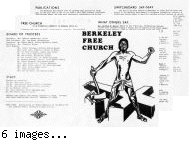 Berkeley Free Church Pamphlet