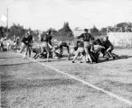 FJC football game, 1931-32
