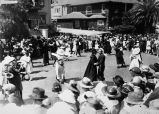 Oakland Street Dance for Servicemen, WWI, 1918. [picture].