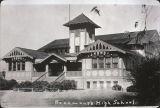 Beaumont High School in 1911