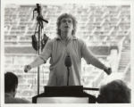 Photograph of Simon Rattle, Conductor