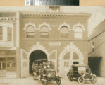 [Photograph of Richmond Fire Station #1]