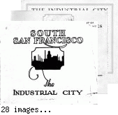 South San Francisco the Industrial City1928