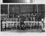 [Photograph of Pierce Giants Baseball team]