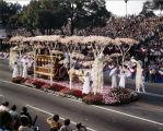 Pasadena Tournament of Roses Parade--Arcadia Float, 1977