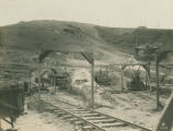 [Photograph of the Richmond  Municipal Tunnel under construction C]