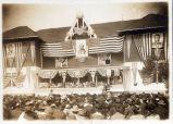 Washington's Birthday Celebration at El Centro School, 1909