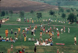[Volleyball event at Mission Viejo Days, 1976 slide].