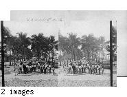 The Alameda - Veracruz. Mexico.