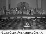 Glee Club preparing opera / Lee Passmore