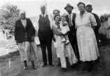 Hansen family, (early 1930s), photograph