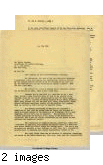 Letter from Remsen Bird to Guy Snavely, Executive Director,  Association of American Colleges, May 25, 1942