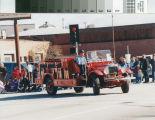Bakersfield Centennial parade, Fire engine