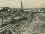 [Photograph of the Richmond Municipal Tunnel under construction B]