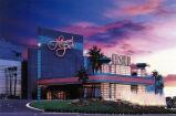 Hollywood Park Casino, exterior