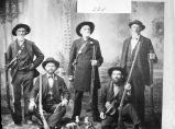 Pioneer Hunters