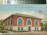 Berkeley Public Library, Carnegie building, 1905-1929