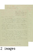 Letter from Paul H. [Kusuda] to [Afton] Nance, 1942 Dec 7