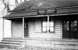 Dublin Library County Branch (c. 1914), photograph