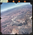 [Mission Viejo and El Toro aerial view, 1974 photograph].