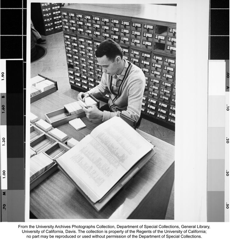 Uc davis library catalog