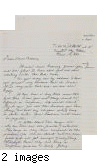 Letter fom Haruko Sumi to [Afton] Nance, 1943 Nov 10