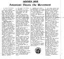 Zabriskie Point: Antonioni Shoots the Movement [at the Free Church], February 1969