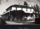 """Glover Home,"" Hermosa Vista, South Pasadena, Calif., in 1890s"