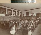 Emerson School, interior