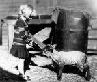 Donna Kolb, (early 1920s), photograph