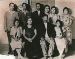 The Balderas Family, important early Mexican-American family in Banning, California