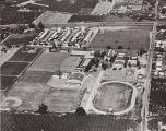 Aerial view of Citrus, 1959