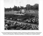 Commencement, Toomey Field
