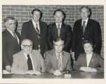 Board of Trustees, circa 1975