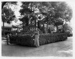 Pasadena Tournament of Roses Parade--Arcadia Float, 1931